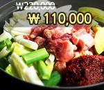 짜글이찌개(돼지찌개) 외식창업 레시피(이벤트)