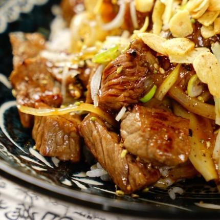 정보철의 일본가정식 특집 일식덮밥 PART 2