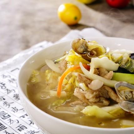 김명환 실장의 중식요리 2탄 굴짬뽕 백짬뽕 꿔바로우