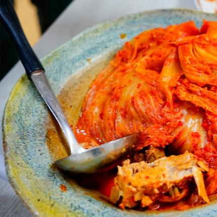 김명환 실장의 탕요리 3종 뼈다귀김치찜, 동태탕, 고니알탕